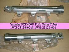 YAMAHA FZR 400 1990 LH RIDERS PEG GENUINE 1WG-27410-00 NEW OLD STOCK  Y1118J