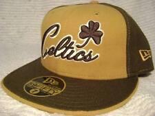 New Era Cap Boston Celtics size 7 1/2 - NEW, VERY RARE, VINTAGE