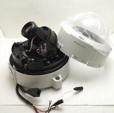 Used Panasonic WV-NW502S IP i-PRO 3MP Megapixel PoE CCTV H.264 Dome Camera