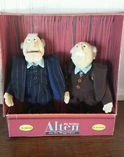 statler and waldorf muppets by Igel
