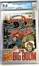 Superman's Pal Jimmy Olsen #138 CGC 9.4
