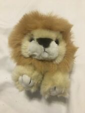 Puffkins Lancaster Lion PLUSH STUFFED ANIMAL TOY SWIBCO Has tag .