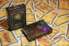 Bicycle Necronomicon Foil Limited Edition Playing Cards New Deck