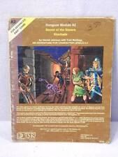 1981 TSR Advanced Dungeons & Dragons Module A2 Secret of the Slavers Stockade