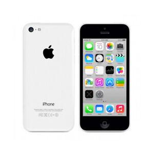 Apple iPhone 5c - 8GB - White (Unlocked) A1507+ WARRANTY