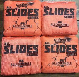 All Slides Pro Cornhole Bags ACL Stamp 2020/2021 Allcornhole