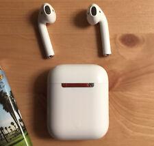 CUFFIE AURICOLARI BLUETOOTH WIRELESS TIPO AIRPODS 1:1 PER iPhone X Samsung