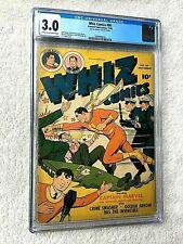 Whiz Comics #80  CGC 3.0 Fawcett November 1946 Golden Age