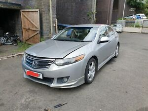 HONDA ACCORD 2.2 N22B1 SILVER 2007-2012 MK8 BREAKING FOR SPARE PARTS SALVAGE 10m