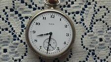 Elgin 16s 7 Jewel Pocket Watch
