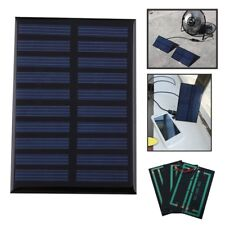 5V 160mA Mini Solar Panel Battery power charger charging Module DIY Cell home