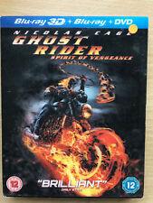 GHOST RIDER: Spirit of VENGANZA Marvel Universe Blu-ray con / Lenticular Funda