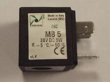 Pneumax mb5 24V DC, 5 watts Bobine Solénoïde, nouveau pour utilisation avec vannes pneumax MB 5