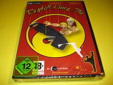 Ragdoll Kung Fu (PC, 2006, DVD-Box) Neu