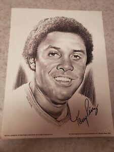 Cincinnati Reds Tony Perez Charles Linnett Portrait