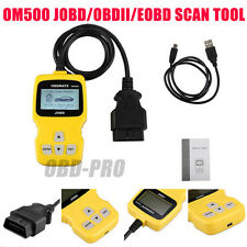 Car OM500 JOBD/OBDII/EOBD Code Reader Auto Diagnostic Tool Engine Fault Scanner