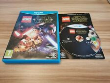 Lego Star Wars The Force despierta para Nintendo Wii U Completa