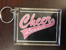 Cheerleading Keychain with Cheerleader (3)