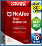 McAfee Total Protection 2020  🔥 3 Device 10 Years Antivirus🔥 Înstant Dεlivery