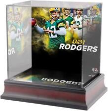 Aaron Rodgers Green Bay Packers Deluxe Mini Helmet Case - Fanatics