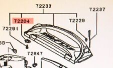 Genuine OEM Mitsubishi Cargo / Luggage Cover Support Bracket Set - Eclipse