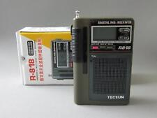 Tecsun R-818 FM/SW/MW Digital Display MULTI-BAND Radio