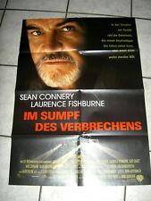 Filmposter / Poster  Im Sumpf des Verbrechens 1995