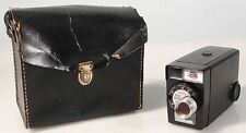 KODAK BROWNIE FUN SAVER 8MM MOVIE CAMERA W/ CASE