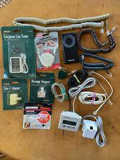 Vintage Land Line Telephone Accessories