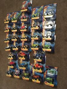 * NEW VEHICLES IN STOCK * Blaze and the Monster Machines Die Cast UK Seller
