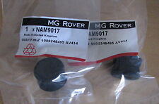 MG Rover F MGF Pair 2 x Front or Rear Shock Absorber Damper Bottom Rubber Bushes