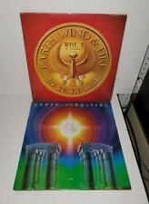 The Best Of Earth Wind & Fire Vol 1, Earth Wind & Fire I Am -1970's Record Album
