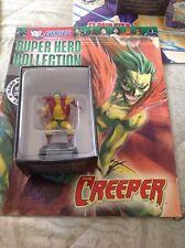 Eaglemoss DC Superhero Figurine Collection The Creeper Issue 24 - Bargain !