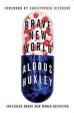 NEW Brave New World and Brave New World Revisited by Aldous Huxley