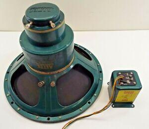 "1 Altec Lansing 604C Duplex 15"" Speaker w/ N-1600A Crossover"