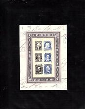 CLASSICS FOREVER STAMPS GREAT LOOKING STAMP SHEET OF 6 SELF ADHESIVE STAMPS