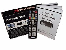 XstreamTec G-Box Midnight MX2 OpenELEC / LibreELEC 8.0.2 1080P HD Media Player