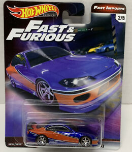 Hot Wheels Nissan Silvia S15 Premium Fast And Furious Fast Imports