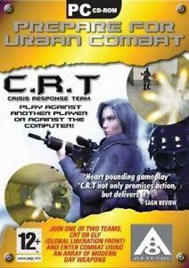 Crisis Response Team [New & Sealed] PC Game