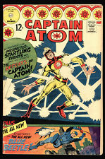 CAPTAIN ATOM #83 1ST APPEARANCE TED KORD AS BLUE BEETLE