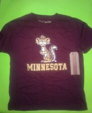 Minnesota Golden Gophers Mascot Pride Tee Boys size (Medium)