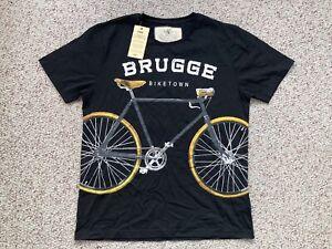 Fox Originals Cycling Shirt Jersey Brugge Biketown Adult XL