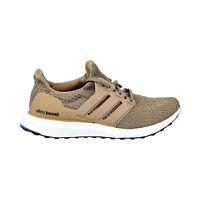 Adidas Ultraboost Men's Running Shoes Raw Desert-Raw Desert-Base Green CM8118