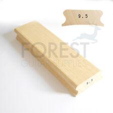 """Guitar fingerboard sanding and gluing radius 9.5"""" block -  85x300mm"""