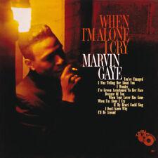 MARVIN GAYE WHEN I'M ALONE CRY LP *RARE* BTB PRESS VINYL 180g REMASTERED EU New