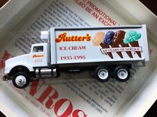 Winross Rutter's Dairy 60th Anniversary Ice Cream Delivery Kenworth 1995 York Pa