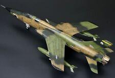 Award Winner Built Monogram 1/72 Republic F-105G Thunderchief / Wild Weasel