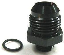 10 an male flare to 6 an ORB O.RING BOSS FIT BLACK REGULATOR PUMP