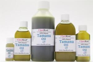 Classikool Tamanu Carrier Oil 100% Pure, Organic Cold Pressed Natural Skin Care