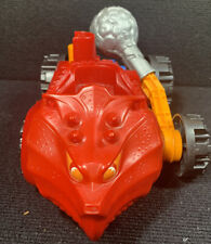Vintage MOTU Bashasaurus Masters of the Universe He-Man Working Complete Mattel